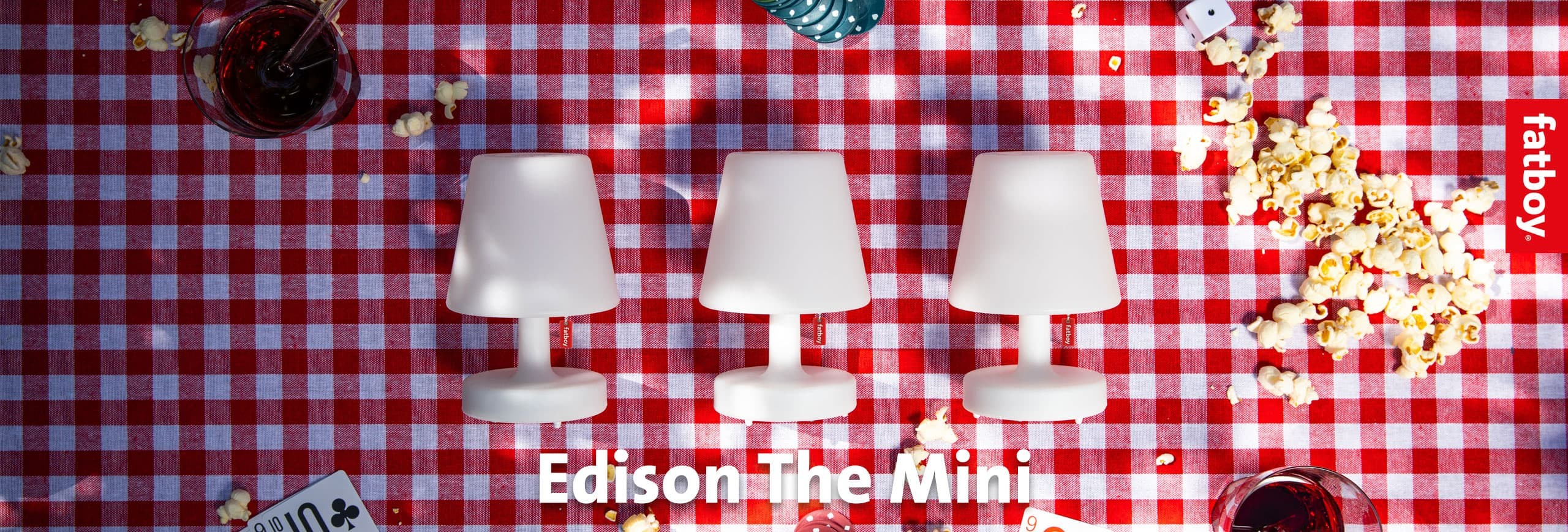 Fatboy Edison The Mini